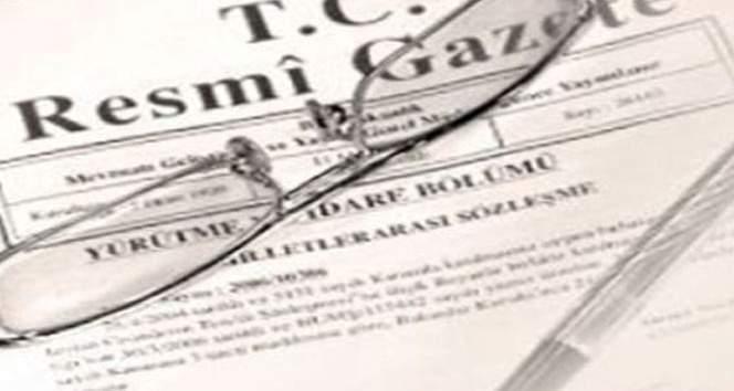 Cumhurbaşkanlığı tarafından hazırlanan yatırım programı hazırlıkları genelgesi Resmi Gazete'de