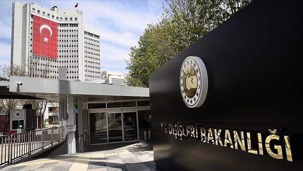 Dışişleri'nden Kırım seçimleri açıklaması! 'Hukuki bir geçerliliği bulunmamaktadır'