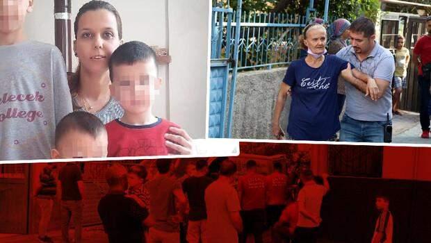 Eşini çocuğunun gözü önünde öldürmüştü… Sözleri pes dedirtti!