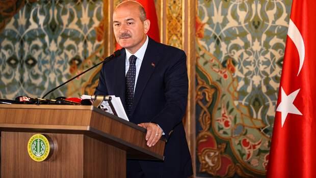 İçişleri Bakanı Soylu: Bizim tercihimiz demokrasiyi korumak olmalıdır