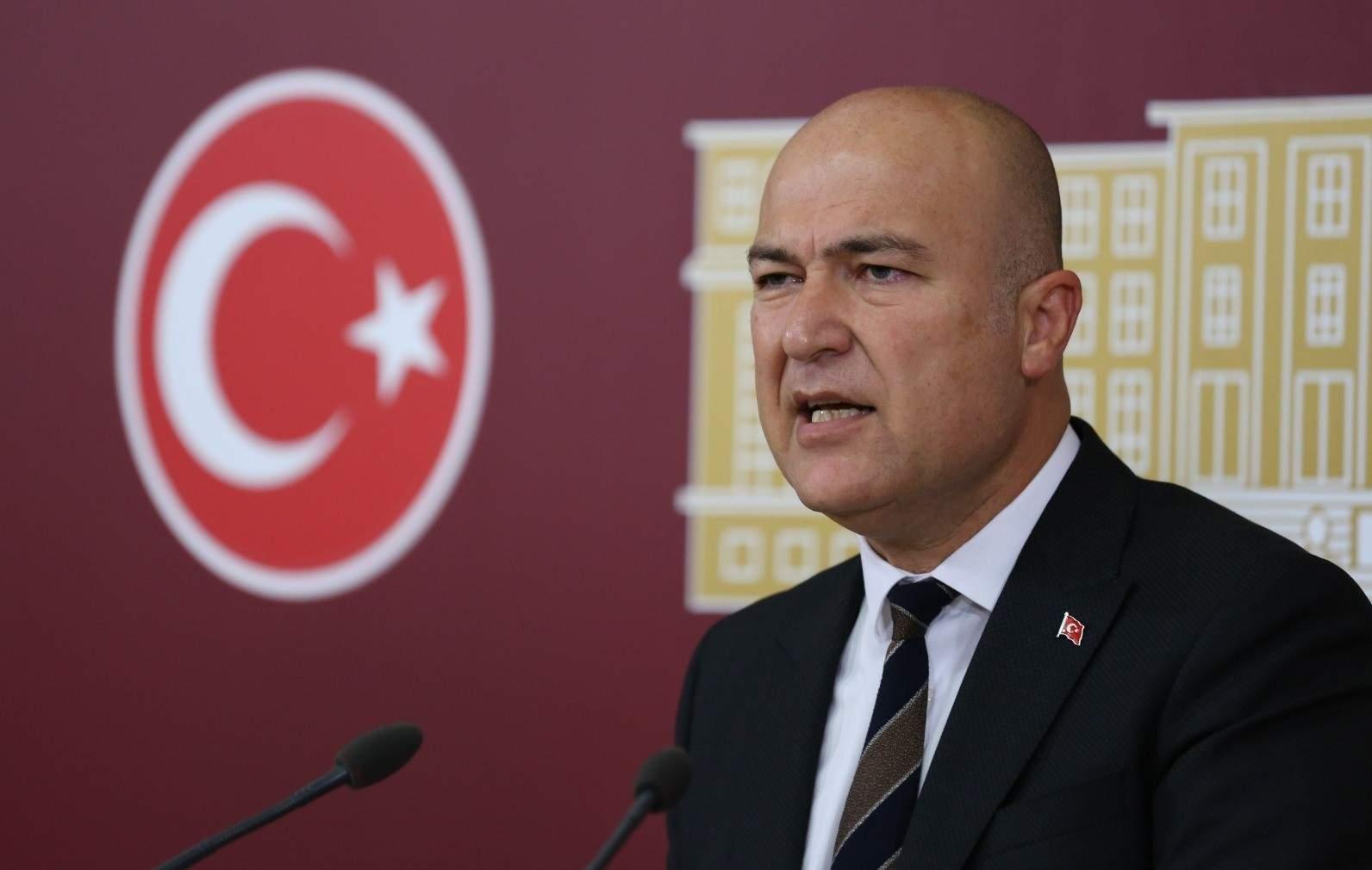 """CHP'li Bakan: """"Sınırda Karbon Vergisi Uygulaması Ülke Riski Değerlendirmesinegöre Türkiye en yüksek risk kategorisinde"""""""
