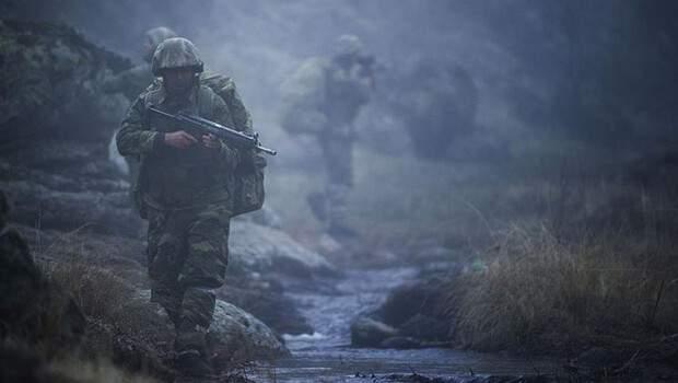 MSB duyurdu! 6 PKK'lı terörist etkisiz hâle getirildi