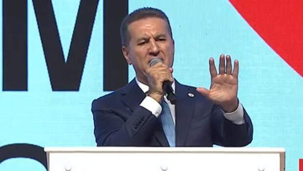 Mustafa Sarıgül yeniden genel başkanlığa seçildi