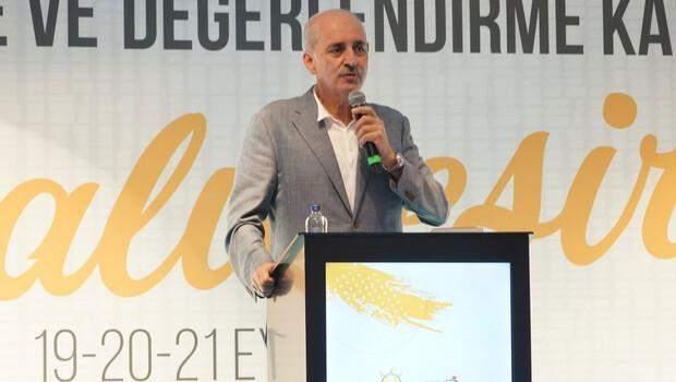 Numan Kurtulmuş'tan Z kuşağı açıklaması: Bütün anketlerde en genç kuşakta AK Parti açık ara birinci
