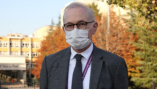 Prof. Dr. Akova'dan Turkovac açıklaması