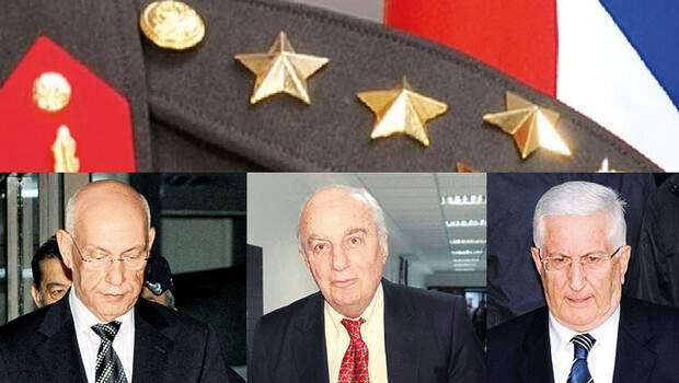Rütbeleri söküldü: 28 Şubat'ın generalleri artık 'ER'