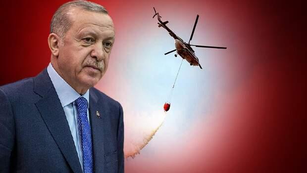 Son dakika… Cumhurbaşkanı Erdoğan talimat vermişti! Harekete geçildi: İşte THK raporu…