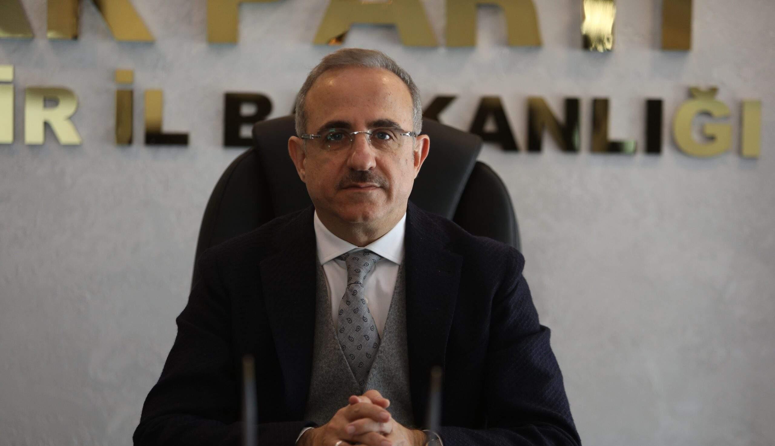 Başkan Sürekli'den CHP'ye tepki