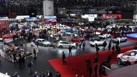 2022 Cenevre Otomobil Fuarı koronavirüs nedeniyle iptal edildi