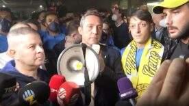 """Fenerbahçe Başkanı Ali Koç: """"Bıçak kemiğe dayandı"""""""