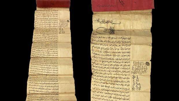 Fatih Sultan Mehmet Han'ın tuğrası bulunan 'vakfiye' Londra'da satışa çıkarılacak! Türkiye harekete geçti, Interpol'e başvurdu