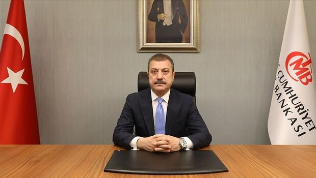 Merkez Bankası Başkanı Kavcıoğlu: Rezerv rakamımız 123,5 milyar dolar seviyesine yükselmiştir