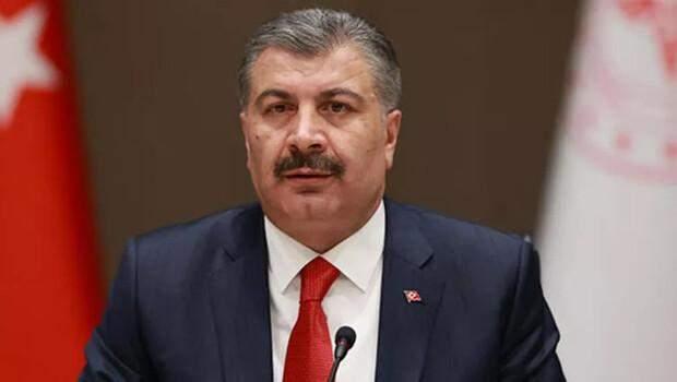 """Sağlık Bakanı Fahrettin Koca'dan """"günaydın""""lı aşı çağrısı"""