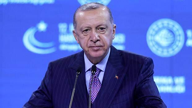 Son dakika… Cumhurbaşkanı Erdoğan: Önümüzdeki yıl milli elektrikli lokomotifimizin üretimine başlıyoruz