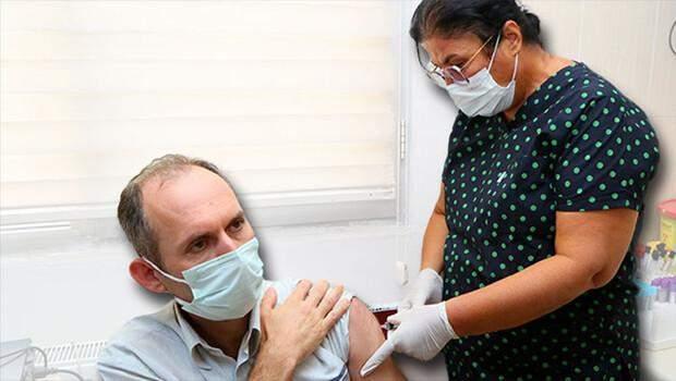 Yerli aşıda Turkovac'ta yeni dönem! Uygulama İzmir'de başladı